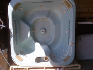 Trade-In Hot Tub 2